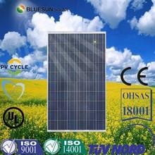 Bluesun high efficient 600 watt solar panel in good price