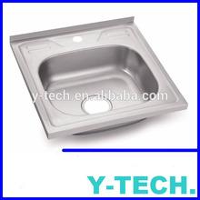 Cheap stainless steel bowl Kitchen sink polish YK50R