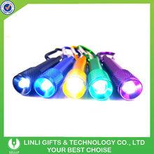 promotional crafts mini led battery keyring lights
