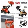 CE certification ZL12 mini wheel loader for Germany market