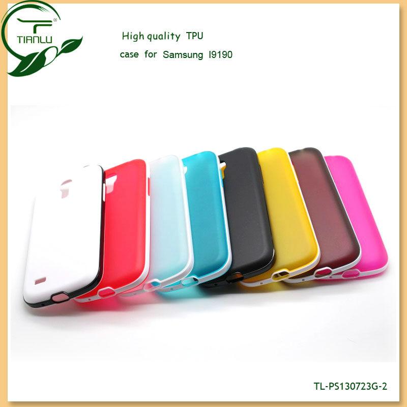 For Samsung Galaxy S4 Mini Tpu Case,soft tpu mobile phone accessories for samsung s4 mini
