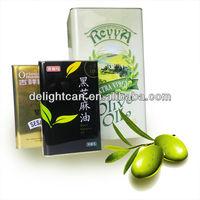 Olive oil tank/flax seed oil/seam welding tank/1000ML