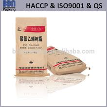 China Kraft bags Poly laminated