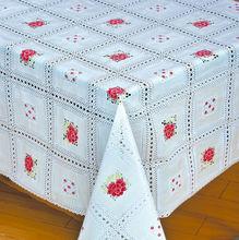neu gestalteten gedruckt spitze tischdecke dekoration