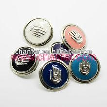 Fashion Design Alloy&Enamel Bracelet button press Jewelry