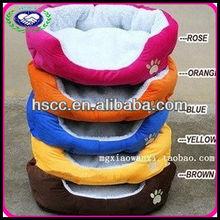 Cheap Wholesale Multi-color Small Size 50*40CM Berber Fleece Cat Beds Professinal Pet Bed for Dogs