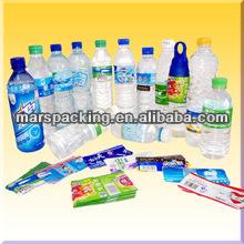 Bottled Water Plastic Label