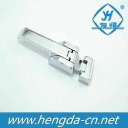stainless steel cooler door lock