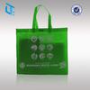 Reusable screen printing non woven shopping bag for promo