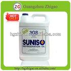 3.78 Litres White Color Suniso Refrigeration Oil