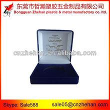 China Velvet souvenir coin Case for storage
