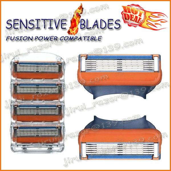 Lames Gillette Fusion Gillette Fusion Power