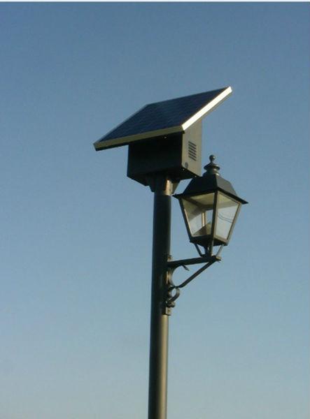 solar garden light solar powered outdoor lamp post light jr villa p