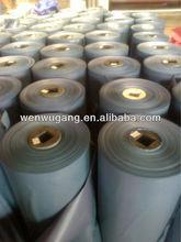 black polyethylene film roll