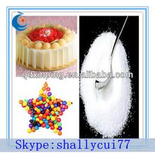 Sodium alginate in food chemical as gelatinization