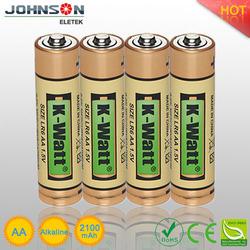 1.5v AA LR6 AM3 Dry battery