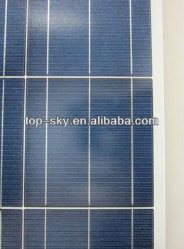 250W High watt Polycrystalline Solar Panels,poly solar cell panels