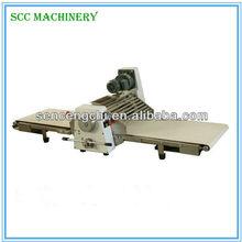 Bakery equipment table top dough sheeter/electric dough sheeter