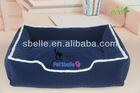 Soft dog beds with removable cushion pet bed