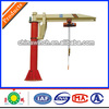Used Lifting Jib Crane Machine/Small Slewing Crane with 1ton, 2Ton, 3Ton, 5Ton for Sale