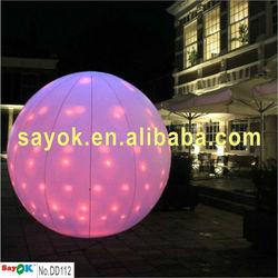 2013 new design light inflatable balloon