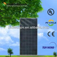 poly 300 watts cheap solar panel