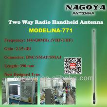 Genuine NAGOYA NA-771 144/430 MHz Dual Band Handheld Antenna