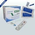 Sangre entera paso un dispositivo de diagnóstico de la tuberculosis kits de prueba de/tb prueba de diagnóstico rápido