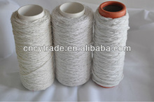 OE Regenerated Cotton Mop Yarn carded colorful regenerated dust mop yarn blended mop yarn china manufacturer