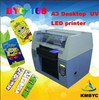 a3 format high resolution uv digital inkjet label printer