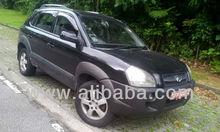USED RHD CAR YOM:2004 HYUNDAI TUCSON 2.0A