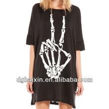 Long Big T-shirt,t-shirt printing,women t shirt