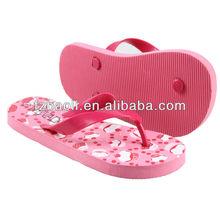 2013 new model fancy ladies beaded flip flop slippers