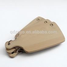 hot sale beech wood chopping board or bread board