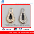 CD7211 Hot Sell High Quality Custom Metal Zipper Pull for Garments