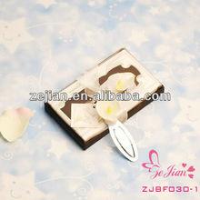 Calla Lily Design Favor Saver Bookmark Wedding Favors