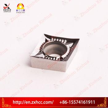 Excellent turning polish aluminium carbide inserts CCGT120404