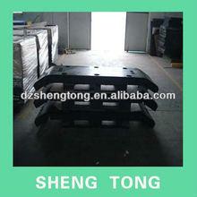 Customized Corrosion resistance UHMWPE plastic marine/dock/pier fender pad manufacturer