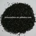 hacer carbón activado de cáscara de coco