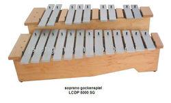 Soprano Gockenspiel(LCDP 5000 SG)