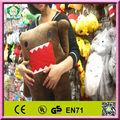 Melhor qualidade personalizado brinquedo de pelúcia domo kun