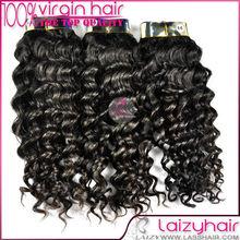 Laizy Hair Production!! Virgin Human Hair!! Hair Extension!!