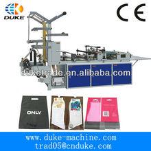DK-CD Hot Sealing Cutting Shopping Bag Making Machine