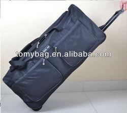 nylon fabric travel bag made in china