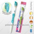 nuevo cepillo de dientes para adultos
