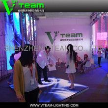 China P10mm full color xxx LED video dance floor/ www.alibaba.com.cn