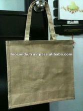 Natural eco Jute bag
