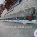 porcelaine durable b1200 convoyeur à bande télescopique