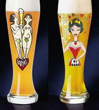 20oz glass beer mug with high quality /beer glass/drinking glass/pilsner