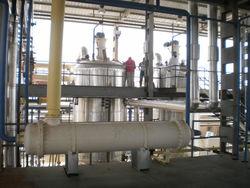 Used Lube Oil Re-Refine Plant